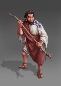 Hector the Broken illustration