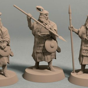 Empire of Jagrad Palace guard pack front