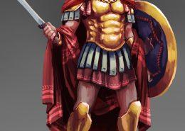 Graius the Golden illustration