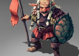 Mirik Turtleshield Illustration Thumbnail