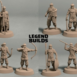 Empire of Jagrad army pack