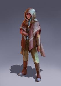 Zarghana the Assassin
