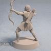 Bowmen of Mios Pose 3 Back